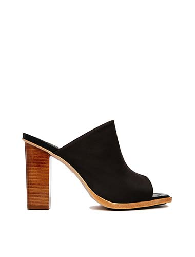 Block Heeled Shoes
