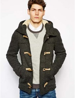 Bear Duffle Coat