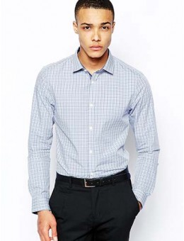 Look Gingham Shirt