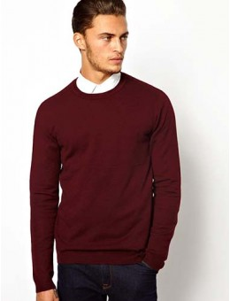 Merino Neck Jumper