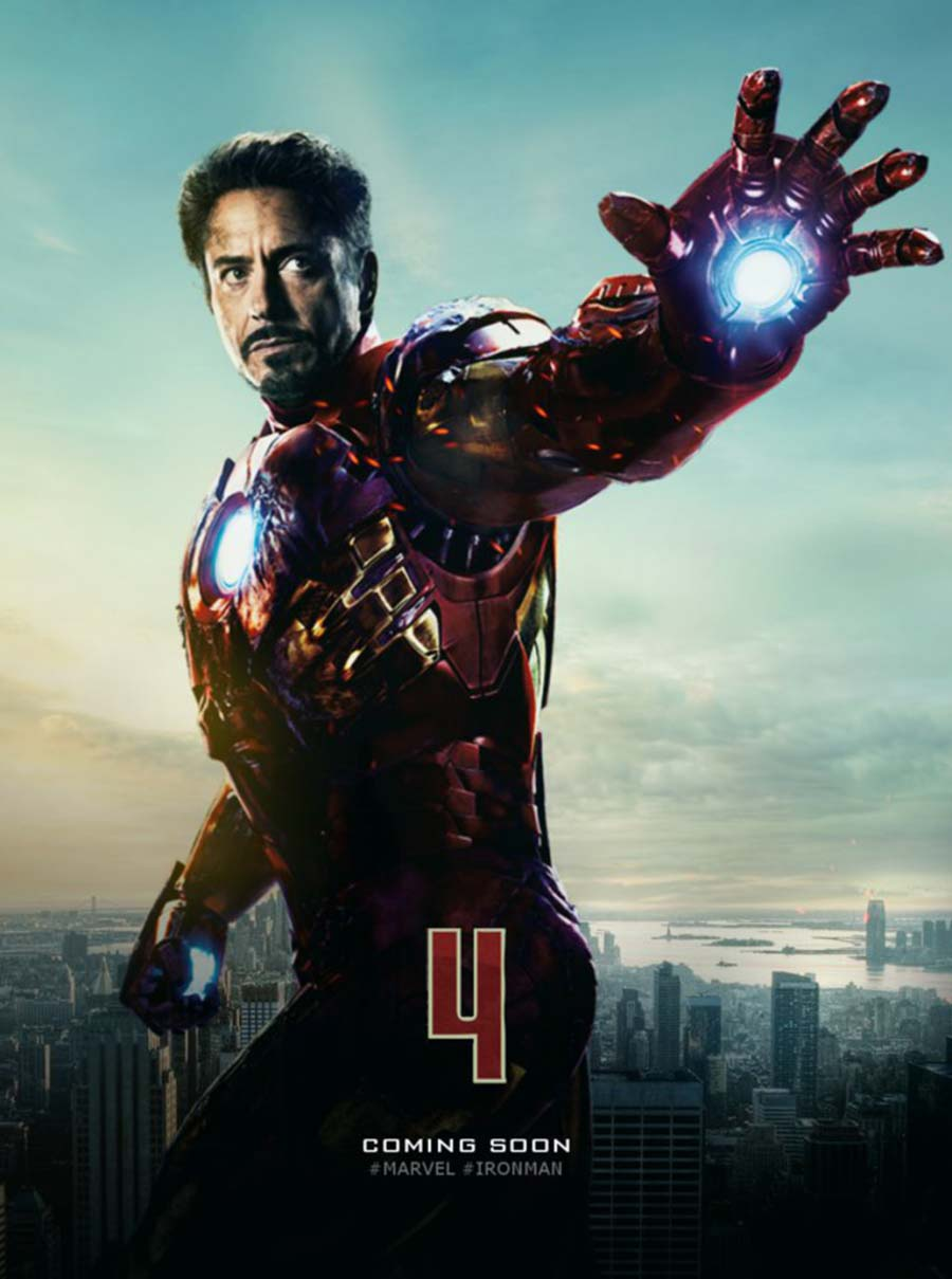 Robert Downey Jr. Has Responded To The New Iron Man