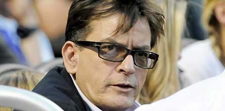 Charlie Sheen rips
