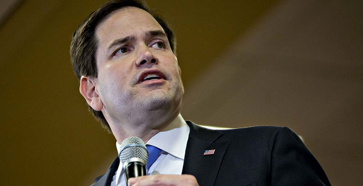 Marco Rubio easily wins Senate primary in Florida