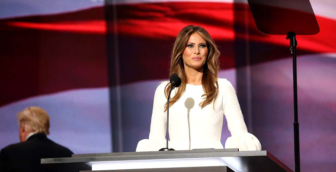 Melania Trump sues the Daily Mail for $150m