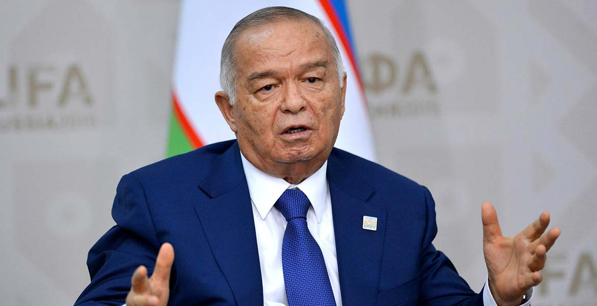 Turkey announces Uzbek leader's death