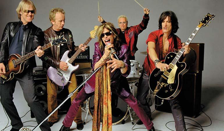 Aerosmith World Tour 2013