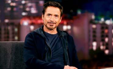 Robert Downey Jr Pardoned For Drug Conviction