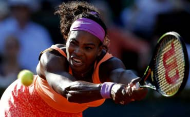 Williams wins AP Female Athlete of Year for 4th time