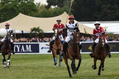 England polo to play India at Hurlingham