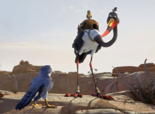 3D animation puts South Africa film in the picture