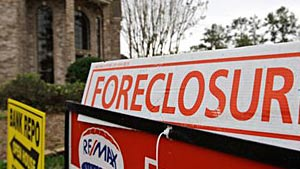 Foreclosure filings hit 3-year low
