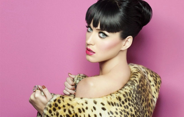 Katy Perry steals from hotel