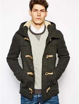 Bear Duffle Coat