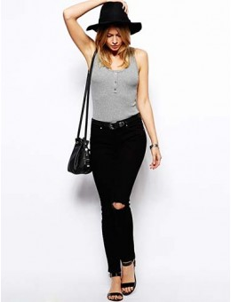 Low  Skinny Jeans
