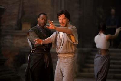 Doctor Strange Director Explains Redemptive Deleted Scene