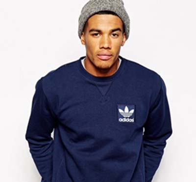 Adidas Crew Sweatshirt