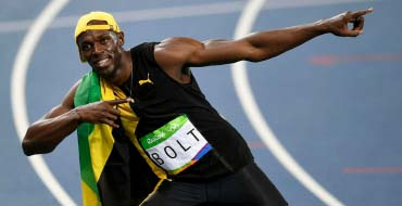 Usain Bolt could be the greatest sprinter ever