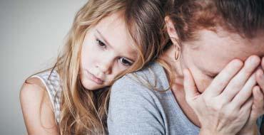 Parents' mental health linked to violence in kids