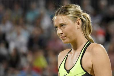 Rusedski: Sharapova sells tickets