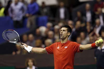 Australia reach Davis Cup semi