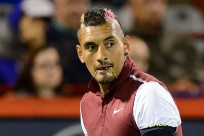 Kyrgios in 'best' mental shape